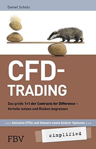 CFD-Trading simplified: Das große 1×1 der Contracts for Difference – Vorteile nutzen und Risiken begrenzen