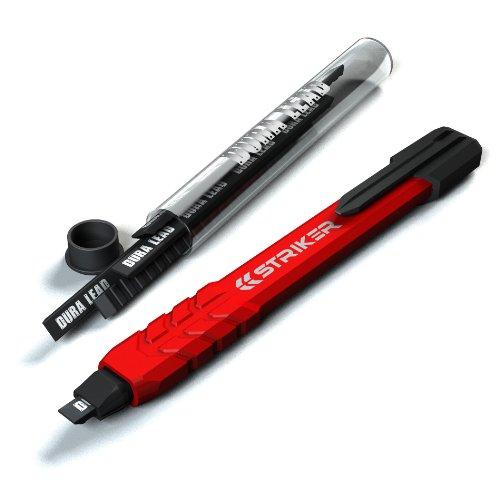Striker Hand Tools 77629 Zimmermanns-Druckbleistift Pencil